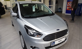 Ford Ka+ 1,2 Ti-VCT Trend bei BM    Autohaus Lehr in