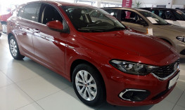 Fiat Tipo 1,4 T-Jet 120 Lounge bei BM || Autohaus Lehr in