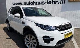 Land Rover Discovery Sport 2,0 SD4 4WD SE Aut. bei BM || Autohaus Lehr in