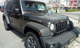Jeep Wrangler Unlimited Rubicon 2,8 CRD Aut. bei BM    Autohaus Lehr in