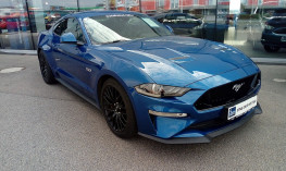Ford Mustang 5,0 Ti-VCT V8 GT Aut. bei BM || Autohaus Lehr in
