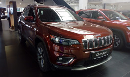 Jeep Cherokee 2,0 MultiJet II AWD Limited Aut. bei BM || Autohaus Lehr in