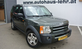 Land Rover Discovery 3 2,7 TdV6 SE Aut. bei BM || Autohaus Lehr in