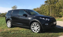 Land Rover Discovery Sport 2,0 SD4 4WD Pure Aut. bei BM || Autohaus Lehr in