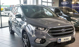 Ford Kuga 2,0 TDCi ST-Line AWD bei BM || Autohaus Lehr in