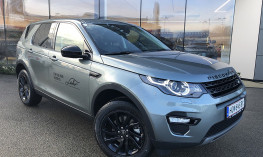 Land Rover Discovery Sport 2,0 TD4 150PS 4WD SE Aut. bei BM || Autohaus Lehr in