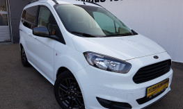 Ford Tourneo Courier 1,0 EcoBoost Sport bei BM || Autohaus Lehr in