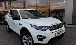 Land Rover Discovery Sport 2,0 TD4 4WD Pure Aut. bei BM || Autohaus Lehr in