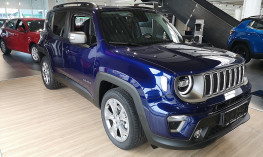 Jeep Renegade 1,6 MultiJet II FWD 6MT 120 Limited bei BM || Autohaus Lehr in