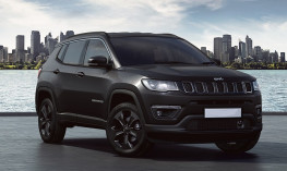 Jeep Compass 1,4 MultiAir2 FWD Night Eagle bei BM || Autohaus Lehr in