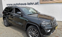 Jeep Grand Cherokee 3,0 V6 Multijet II Limited bei BM || Autohaus Lehr in