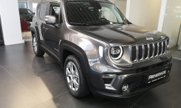 Jeep Renegade 1,6 MultiJet II FWD 6DDCT 120 Limited bei BM || Autohaus Lehr in