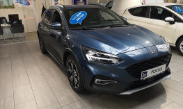 Ford Focus 1,0 EcoBoost Active bei BM || Autohaus Lehr in