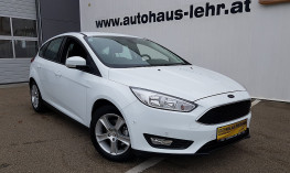 Ford Focus 1,0 EcoBoost Trend bei BM || Autohaus Lehr in