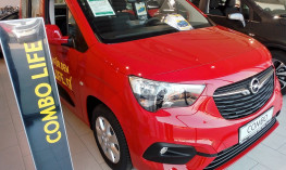 Opel Combo Life 1,5 CDTI BlueInj. L L1H1 Edition S/S bei BM || Autohaus Lehr in