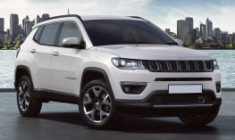 Jeep Compass 2,0 MultiJet AWD 9AT 140 Limited bei BM || Autohaus Lehr in
