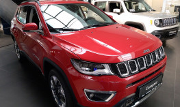 Jeep Compass 1,6 MultiJet II FWD Limited bei BM || Autohaus Lehr in