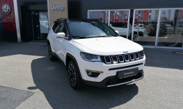 Jeep Compass 2,0 MultiJet AWD 6MT 140 Limited bei BM || Autohaus Lehr in