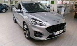 Ford Kuga 2,5 Duratec PHEV ST-Line X Aut. bei BM || Autohaus Lehr in