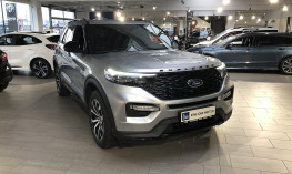 Ford Explorer 3,0 EcoBoost PHEV AWD ST-Line Aut. bei BM || Autohaus Lehr in