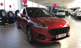Ford Kuga 2,5 Duratec PHEV ST-Line X Aut. bei BM    Autohaus Lehr in